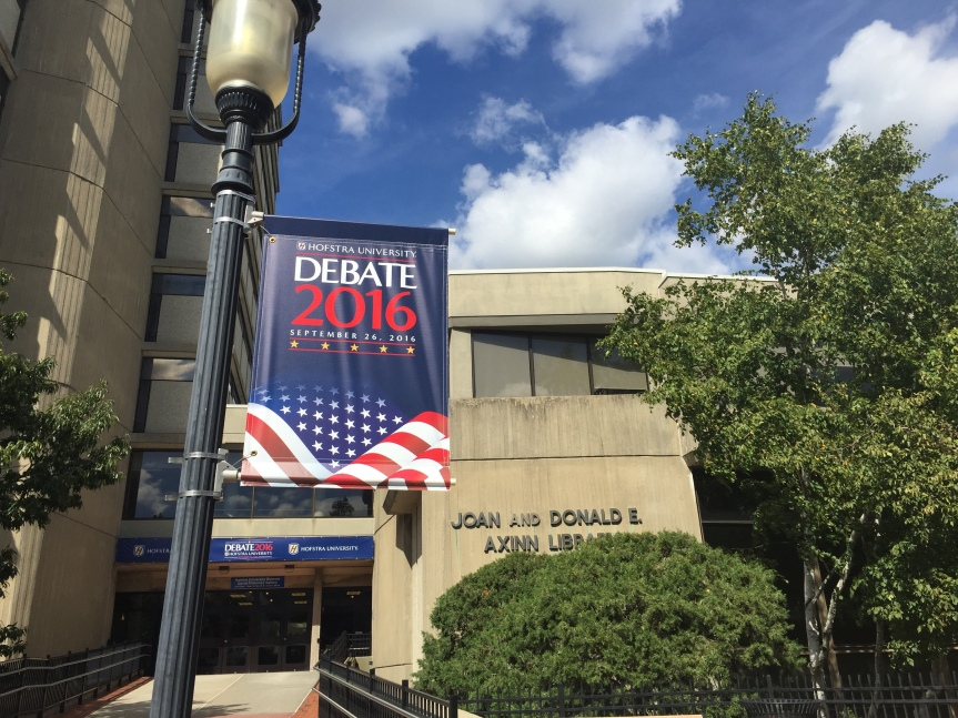 How Much Will the Debate ReallyMatter?
