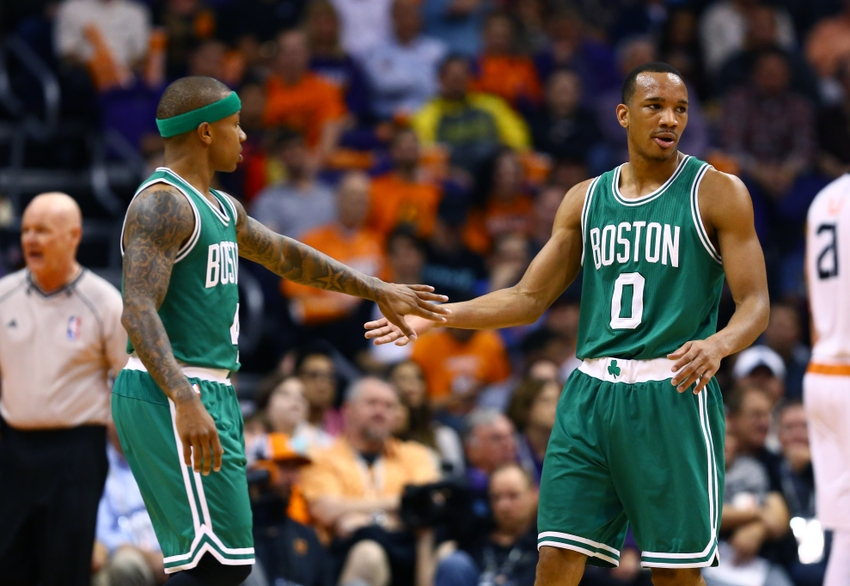 Avery Bradley and Isaiah Thomas: The Perfect Duo