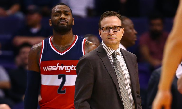 Scott Brooks Might've Just Cost the Wizards a Spot in the Eastern Conference Finals