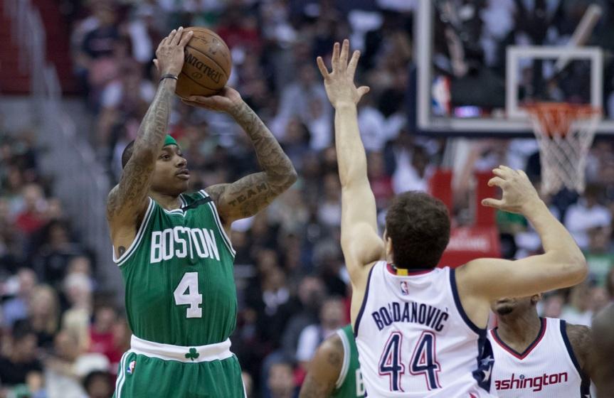 Celtics Trade Isaiah Thomas to theCaviliers
