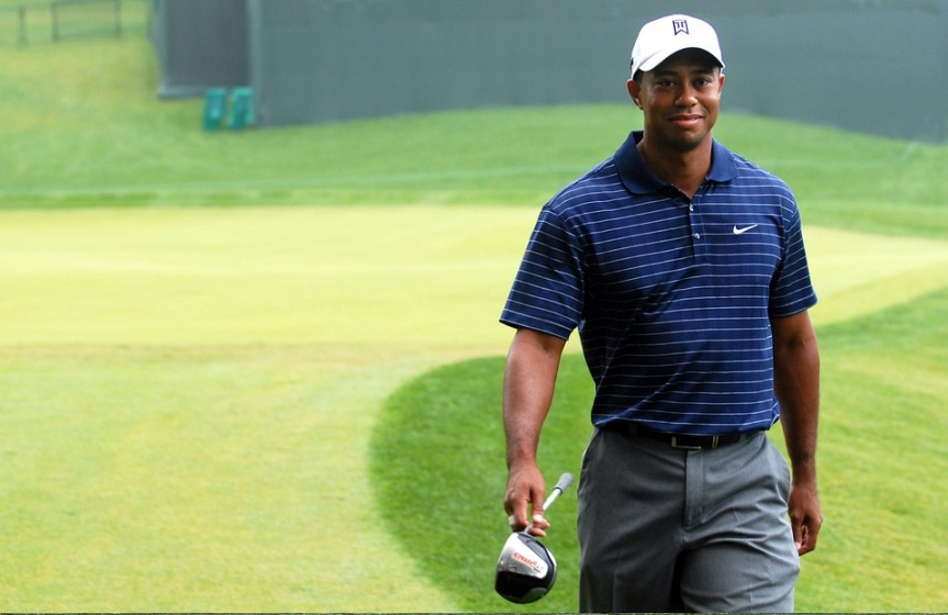 Tiger is Back; and This Time It Might Be ForReal